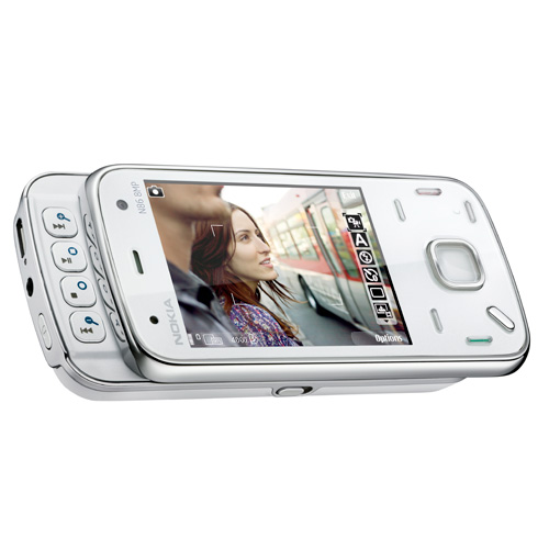 Nokia N86 8mp Branco
