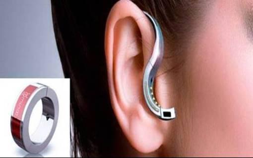 Anel Bluetooth